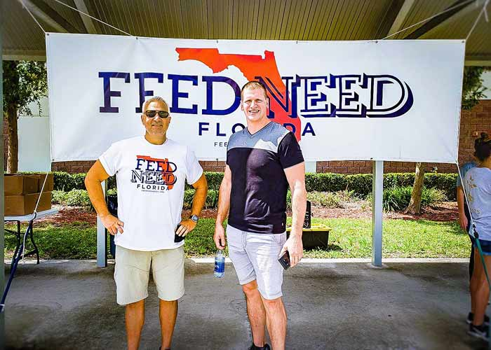 With the help of Regions Bank and other local heroes, Feed the Need has been able to distribute more than one million meals across Florida.